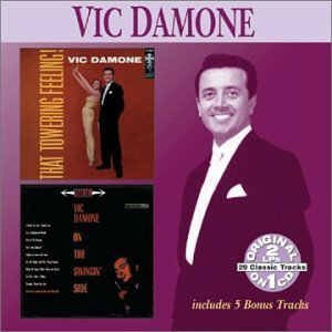 Damone ,Vic - 2on1 That Towering Feeling/On The Swinging Side