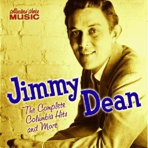 Dean ,Jimmy - The Complete Columbia Hits And More