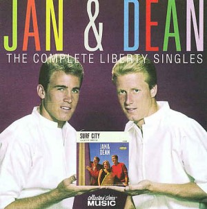 Jan & Dean - The Complete Liberty Singles (2cd's)