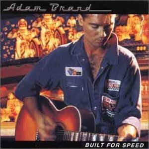Brand ,Adam - Built For Speed (2 cd's limited edition )