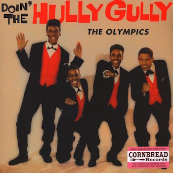 Olympics ,The - Doin' The Hully Gully ( Ltd 180gr Vinyl )