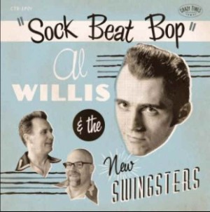 Willis ,Al - Sock Beat Bop + 3 ( limited edition)