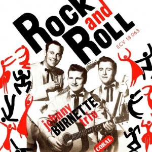 Burnette ,Johnny - Rock And Roll ( Ep )