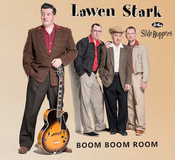 Lawen Stark And The Slide Boppers - Boom Boom Room ( cd)