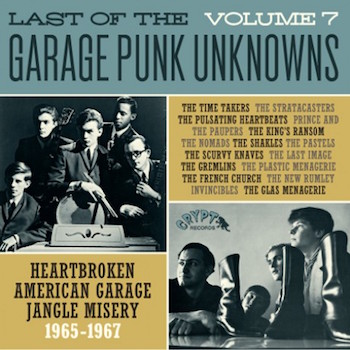 V.A. - Last Of The Garage Punk Unknows : Vol 7