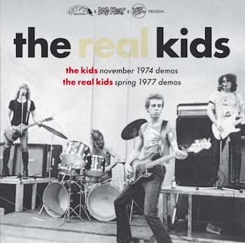Real Kids ,The - The Kids 1974 / The Real Kids 1977 ( ltd lp )