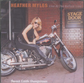 Myles ,Heather - Live At The Bottom Line