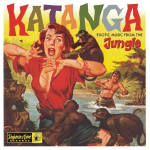 "V.A. - Katanga Exotica Music From The Jungle Vol 1 ( 10"" lp )"