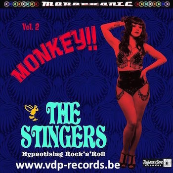 Stingers ,The - Monkey Vol II ( Ltd Lp )
