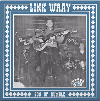 Wray ,Link - Son Of Rumble + 1