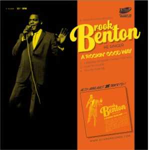 V.A. - Brook Benton The Singer And The Songwriter ( Ep)