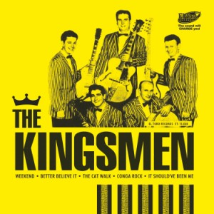 Kingsmen ,The - Complete Recordings