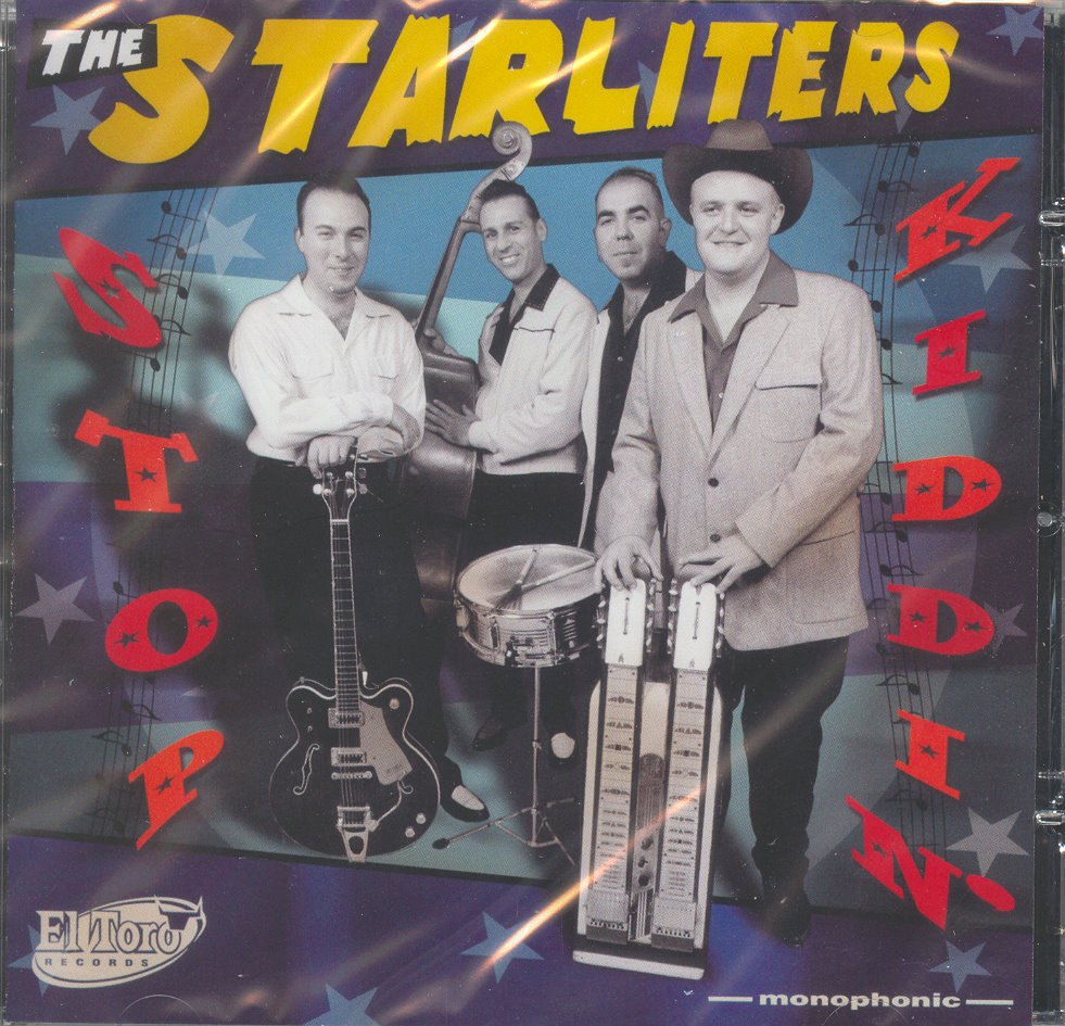 Starliters ,The - Stop Kiddin'