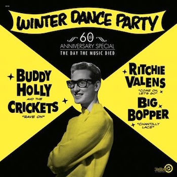 Holly ,Buddy - Winter Dance Party 60's Anniversary. ( Ltd Lp )