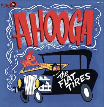 Flat Tires ,The - Ahooga ( Ltd Lp )