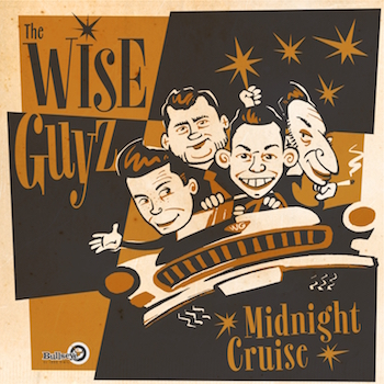 Wise Guyz , The - Midnight Cruise ( lp)