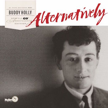 Holly ,Buddy - Alternatively ( Ltd Color Vinyl )