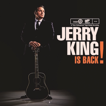 King ,Jerry - Jerry King Is Back