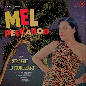 Peekaboo ,Mel - Sings Strait To Your Heart ( Ltd Lp )