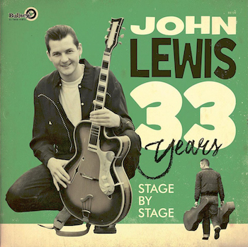 Lewis ,John - 33 Years Stage By Stage ( Ltd Lp )