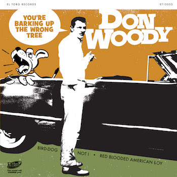 Don Woody - You're barling Up The Wrong Tree + 3 ( 45's Ep )
