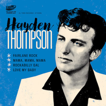 Thompson ,Hayden - Fairlane Rock + 3 ( 45's Ep )