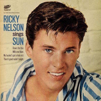 Nelson ,Ricky - Sings Sun ( Ltd Color Ep)