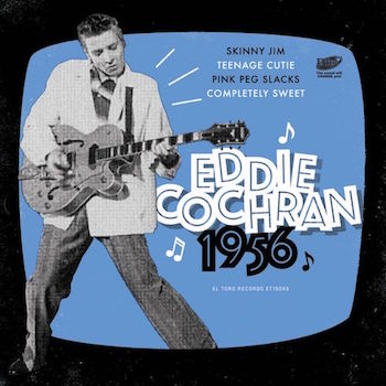 Cochran ,Eddy - Eddie Cochran 1956 Ep ( Ltd Color )