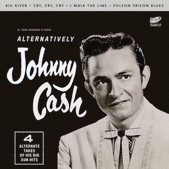 Cash ,Johnny - Alternatively ( Ltd Color Ep )