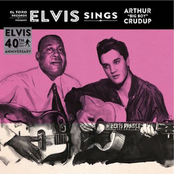 "Presley ,Elvis - Sings Arthur ""Big Boy"" Crudup : Ep (ltd Color )"