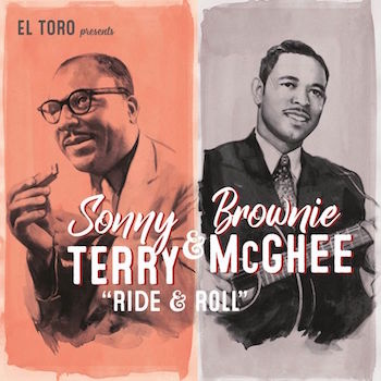 Terry ,Sonny & McGhee ,Brownie - Ride & Roll ( Ltd Ep )