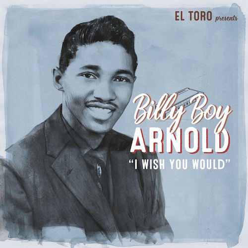 Arnold ,Billy Boy - I Wish You Would + 3 ( Ltd Ep )