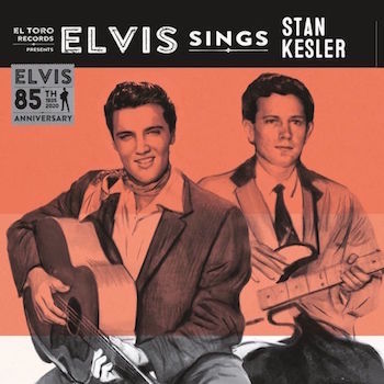 Presley ,Elvis - Elvis Sings Stan Kesler ( Ltd 45's)
