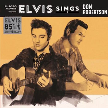 Presley ,Elvis - Elvis Sings Don Robertson ( Ltd 45's)