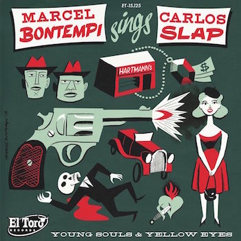Bontempi ,Marcel - Sings Carlos Slap : Young Souls + 1