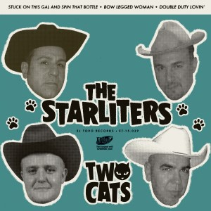 Starliters ,The - Two Cats ( Ep )