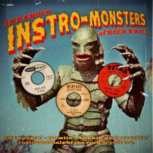 V.A. - Infamous Instro-Monsters Of Rock'n'Roll