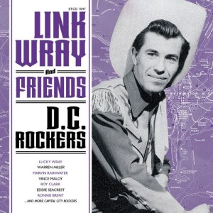 Wray ,Link And Friends - DC Rockers