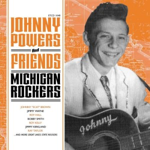 Powers ,Johnny And Friends - Michigan Rockers