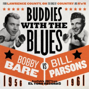 Bare ,Bobby vs Parson ,Bill - Buddies With The Blues ...
