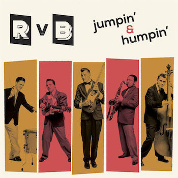 R.V.B - Jumpin' And Humpin'