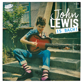 Lewis ,John - Is Bach