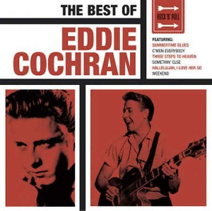 Cochran ,Eddie - Very Best Of Eddie Cochran 2cd's