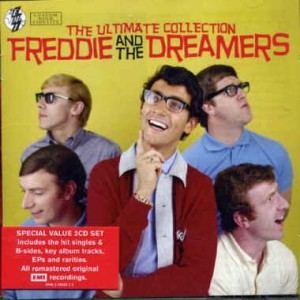 Freddie & The Dreamers - The Ultimate Collection..2cd's