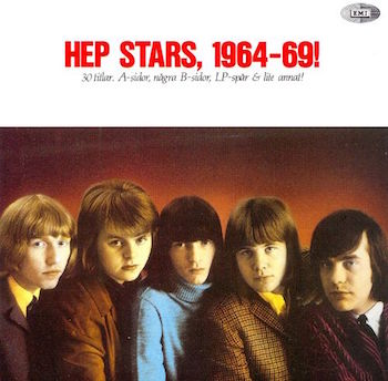 Hep Stars ,The - Hep Stars 1964-69! ( ltd cd)