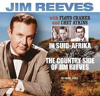 Reeves ,Jim - 2on1 The Country Side Of Jim R.. / In Suid Africa