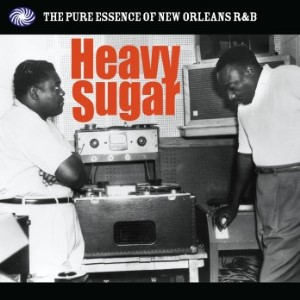 V.A. - Heavy Sugar : The Pure Essence Of New Orleans R&B 2lp's