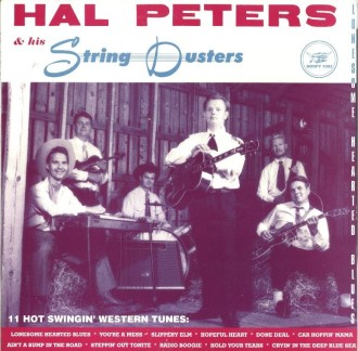 "Peters ,Hal And His String Busters - Hal Peeters ...(ltd 10"" )"