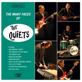 Quiets ,The - The Many Faces Of The Quiets