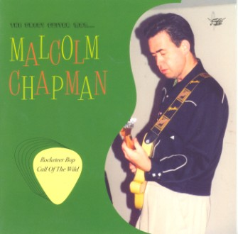 Chapman ,Malcolm - Rocketeer Bob / Call Of The Wind ( 45's )